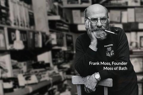 Frank Moss history photo