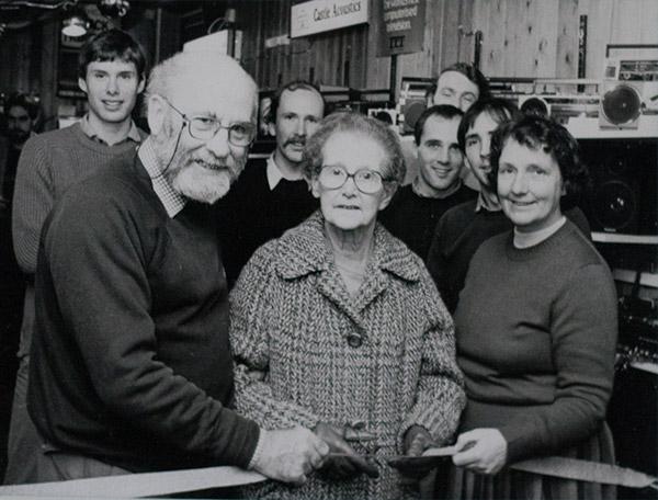 frank moss shop opening