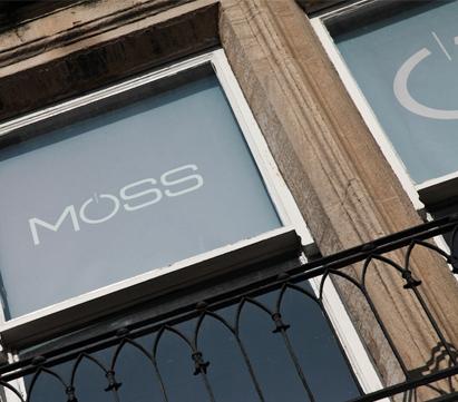 Moss of Bath exterior