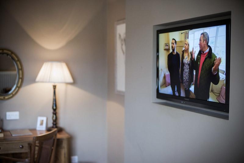 Methuen Hotel Corsham Television Installations-2