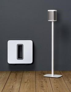flexson stand sonos sub wall mount