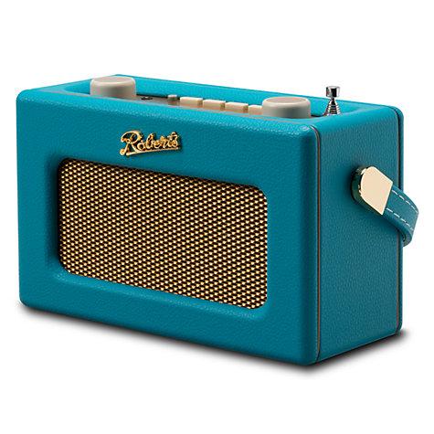 ROBERTS Revival Uno DAB/DAB+/FM Digital Radio with Alarm ...